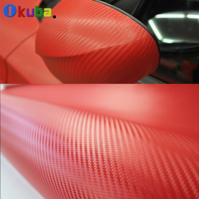 Retail-Price-Black-White-Red-3d-Carbon-Fiber-Vinyl-Wrap-for-Car-Styling-Wrapping-7
