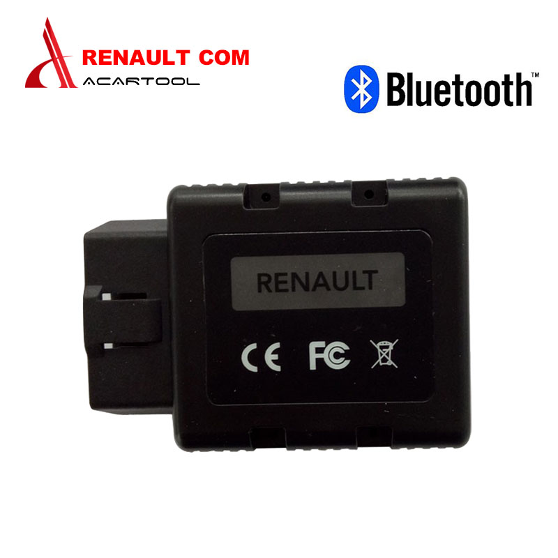 New Arrial For Renault-COM For Renault Com Bluetooth Diagnostic and Programming Scan for Replacement for Renault Can Clip ami exclusively for yoox com толстовка