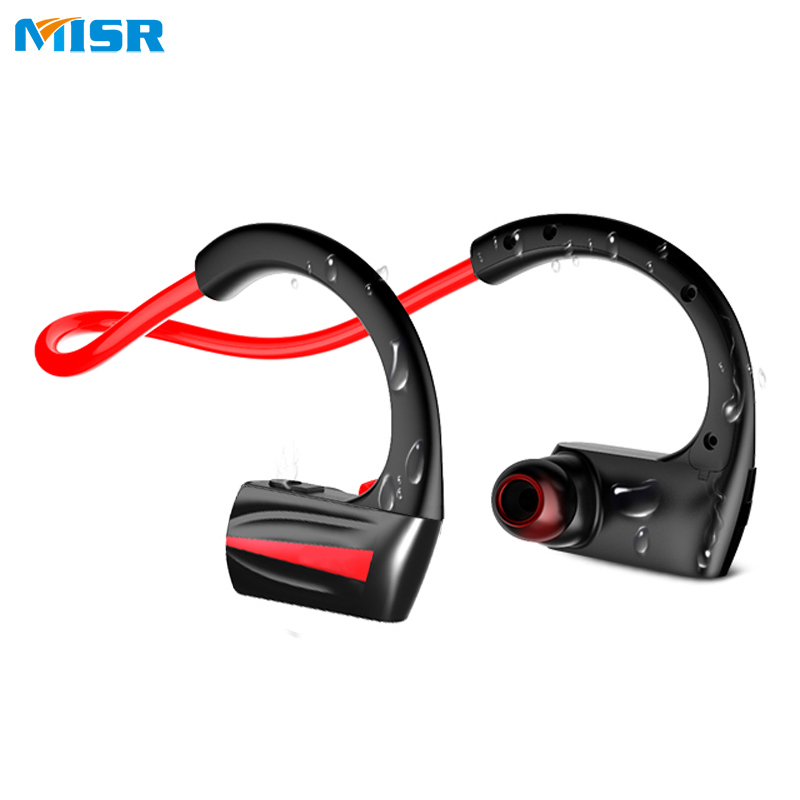 MISR P10 Wireless Bluetooth Headphone Sport Running Neckband Earphone For Phone With MIC Microphone Noise Canceling Headset