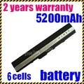 JIGU 6-cell laptop battery for ASUS K52 K52D K52DE K52DR K52F K52J K52JB K52JC K52JE K52JK K52JR K52N K62 K62F K62J K62JR N82