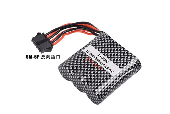 New Version RC Monster Truck Spare Rechargeable 9 6V 800mah Battery