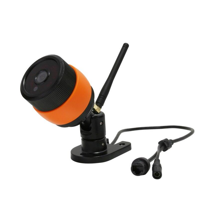 bilder für LEF 1080 P Gewehrkugel Ip-kamera 2.0MP Freien Wasserdichte WIFI Cctv-kamera Sicherheit Überwachungskamera Nachtsicht