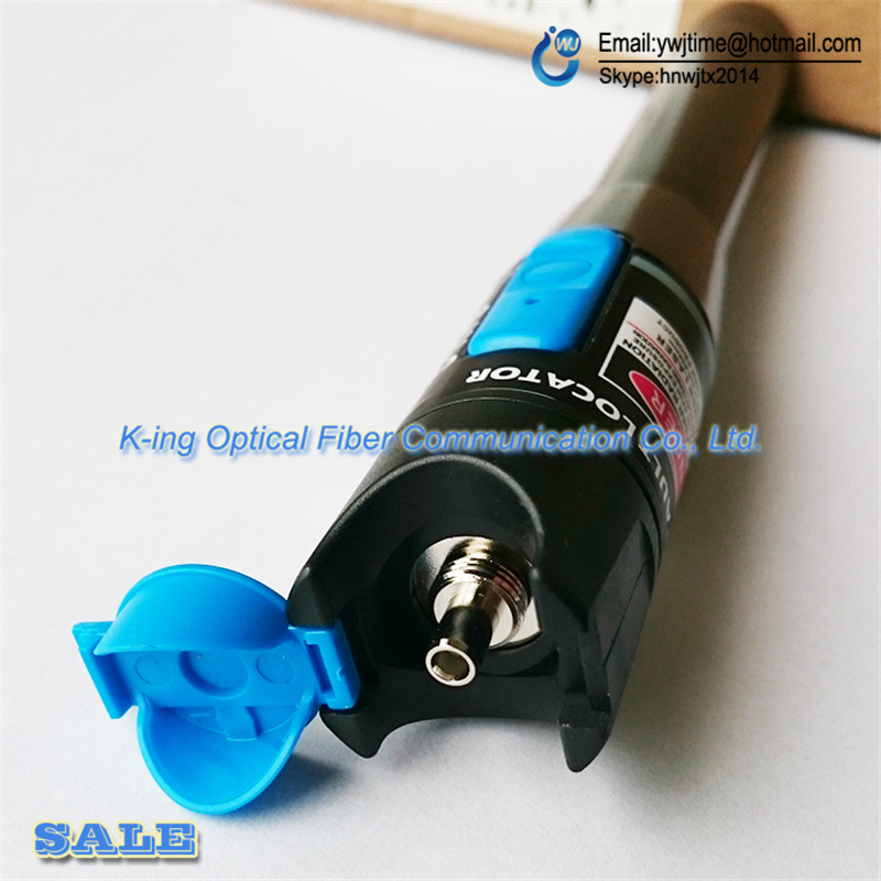 Image 4 - 2 In1 FTTH Fiber Optic Tool Kit Fiber Optical Power Meter  70 + 10dBm and 5km 1mW Visual Fault Locator Fiber optic test pen-in Fiber Optic Equipments from Cellphones & Telecommunications
