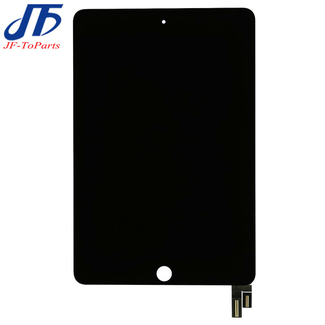 2pcs White Black LCD Display Screen Touch Screen Premium Replacement For iPad MIni 4 A1538 A1550 With Good Package 100% test