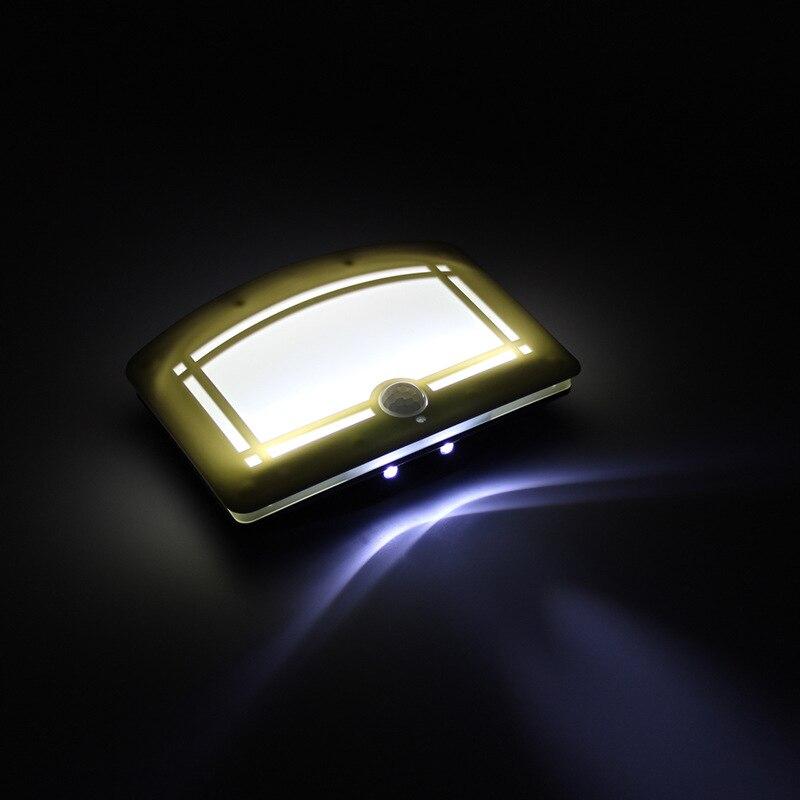LED Night Light Mini Light Human body induction + light control induction Energy Saving Lamp For Living Room Bedroom Lighting