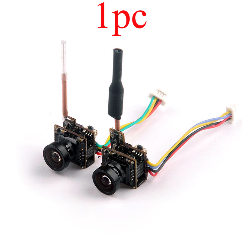 1PC HCF9 5.8G 48CH 25mw FPV Camera 3.3-5.5v NTSC 700TVL VTX Cam for Happymodel Mantis85 Snapper7 RC FPV Drone Spare Parts1PC HCF9 5.8G 48CH 25mw FPV Camera 3.3-5.5v NTSC 700TVL VTX Cam for Happymodel Mantis85 Snapper7 RC FPV Drone Spare Parts