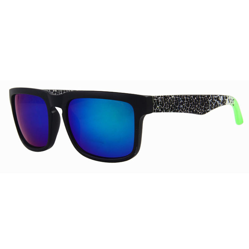 21 colores clásicos A estrenar 2016 Gafas de sol cuadradas Hombres espejo Gafas de sol Mujeres Diseñador de marca Retro Gafas De Sol
