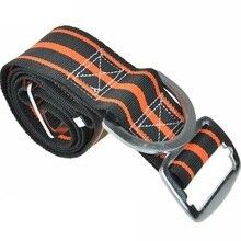1500 кг открытый пояс безопасности с одним D кольцом альпинизма скалолазание трос веревка подъемный ремень