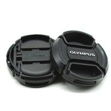 С ультратонкой оправой 37 мм объектив Кепки протектор для Olympus EM10 EP2 EP3 EP5 E-PL2 E-PL3 E-PL5 E-PL6 камера с 14-42 мм объектив