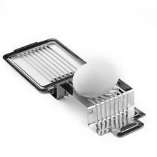 Нержавеющая сталь резак для яиц многофункциональный фруктовый слайсер кухонные принадлежности для яиц соленые яйца Клубника бананы и т. Д