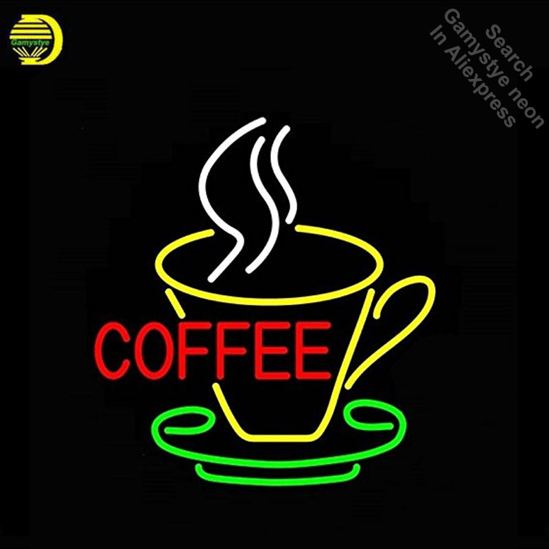 Coffee Cafe Tea Neon Sign neon bulb Sign Glass Tube neon lights Recreation Beer Pub Iconic vintage Sign Advertise personalizedCoffee Cafe Tea Neon Sign neon bulb Sign Glass Tube neon lights Recreation Beer Pub Iconic vintage Sign Advertise personalized