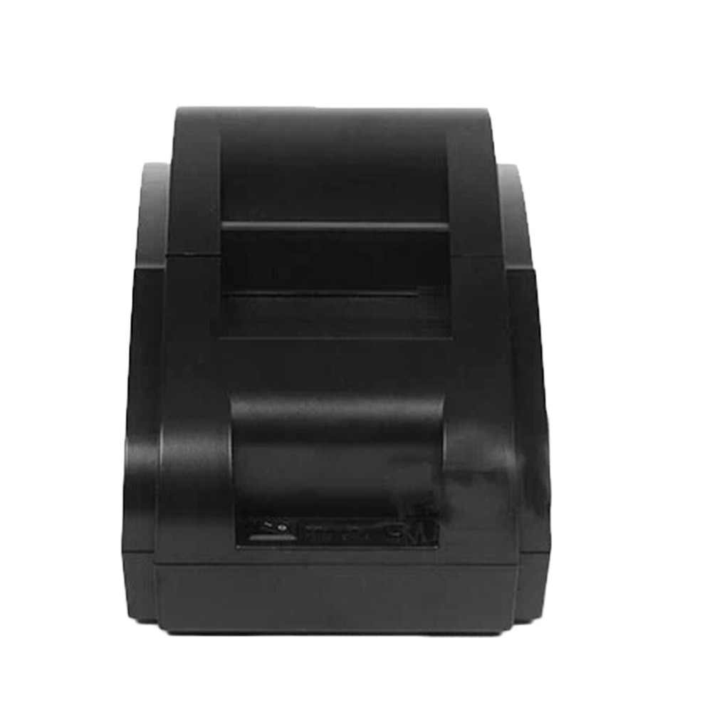 Printer Thermal 58 Mm Usb Port POS Printer Penerimaan 5890C untuk Cash Register Di Supermarket Kecepatan Tinggi Eletronic