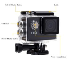 Karue новый 720 P 2.0 »LCD Действий Камеры 30 М Водонепроницаемый Подводный Камера Спорта DV Открытый Экстрим Видео Рекордер камера