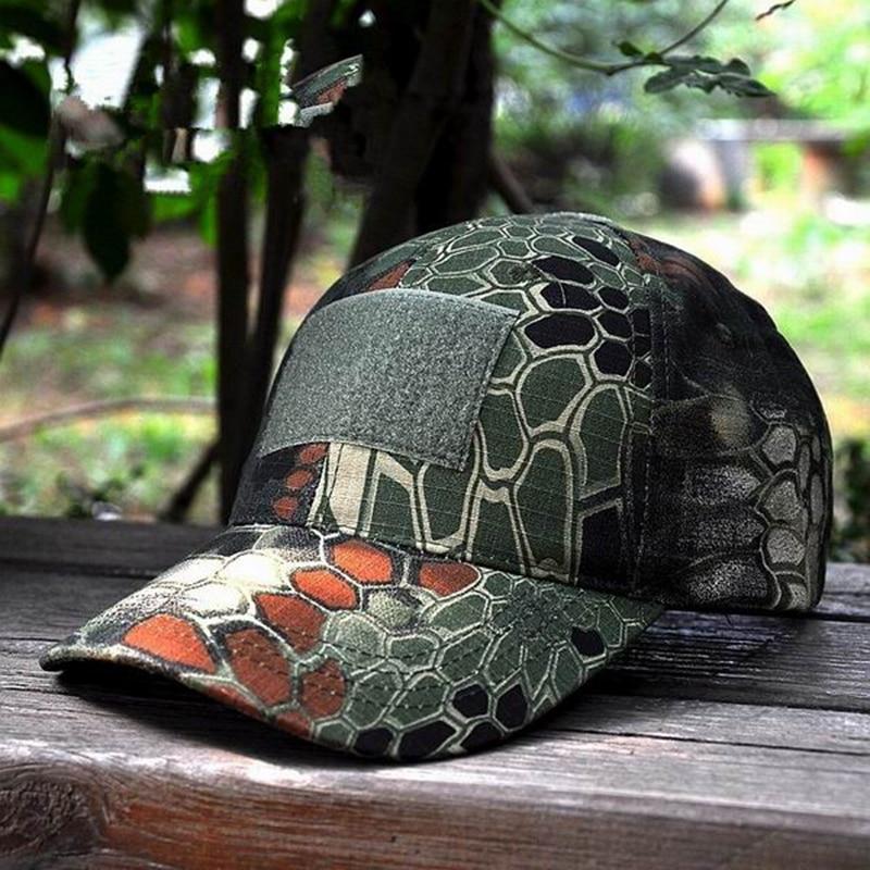 ACU Camouflage Tactical Caps Navy Hüte US-Marinesoldaten Armee Fans - Sportbekleidung und Accessoires - Foto 4
