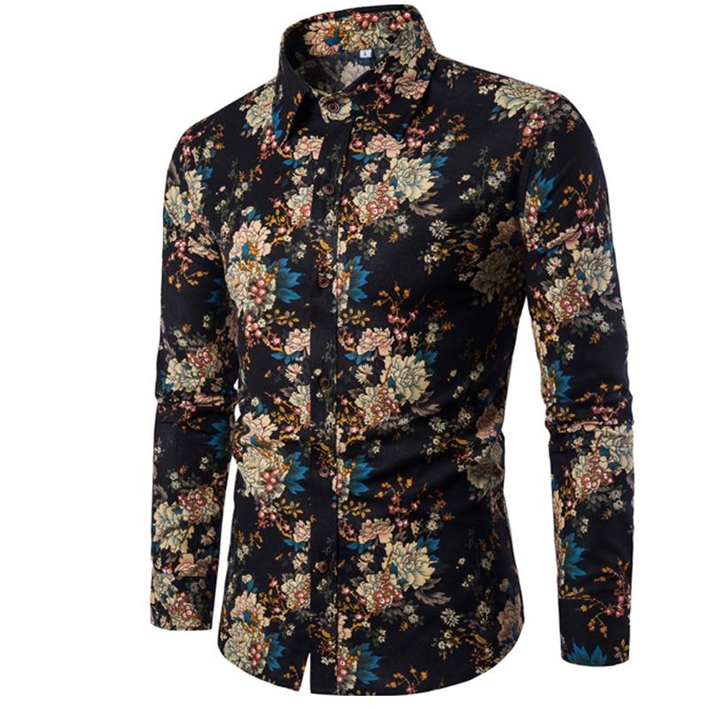 Unpadupe Μάρκα-Ένδυση 2018 Μόδα πουκάμισο - Ανδρικός ρουχισμός - Φωτογραφία 5