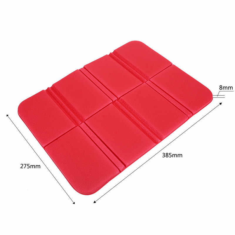 7 Warna Outdoor Lipat Busa Tahan Air Kursi Bantal Kursi Pad Mat 1 PC Portable Outdoor Taman Kursi Duduk Bantal 1 Pc