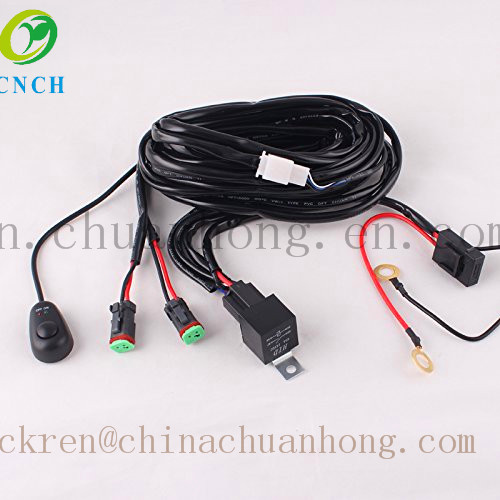 dual cnch jdm astar dual control on off power switch 40 amp relay wiring  dual amp wiring