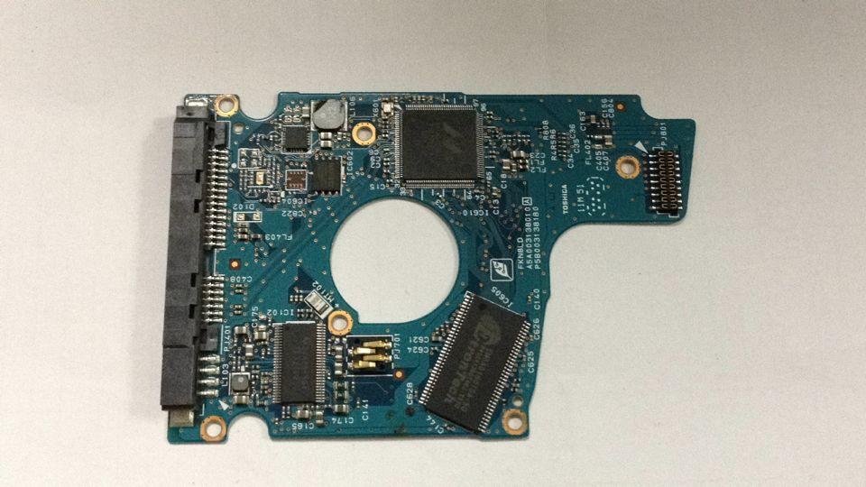 1 Teile/los Hdd Pcb Fkn8ld Mk5059gsx G003138a Gute Qualität