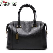 CHISPAULO Famous Brand Designer Handbags High Quality Woman Bag 2017 Fashion Cowhide Genuine Leather Handbags Messenger Bags X38(China)