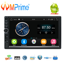 "AMPrime 2 Din Android Autoradio di Navigazione GPS 7 ""2din Universal Car Stereo Audio Bluetooth USB Wifi No DVD autoradio MP5"