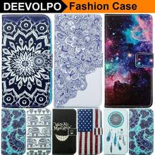 Flip Cover Leather Case For Sony Z3 L55 D6603 D6643 D6653 D6616 Z3 Compact Mini M55W D5803 Slim Wallet Magnet Phone Coque DP23Z(China)