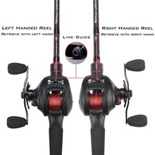 High Speed 9.3:1 Bait Casting Reel