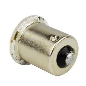 Image 4 - Safego 10pcs 1156 BA15S P21W 12V 칩 LED COB 전구 자동 자동차 백업 테일 턴 신호 조명 램프 화이트 6000k