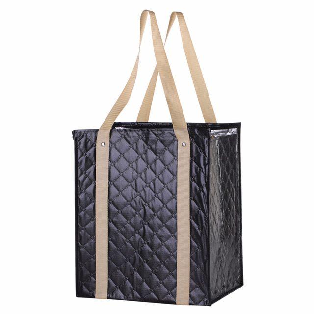 Tienda Online 1000 unids/lote Custom laminado PP bolsa de compras ...