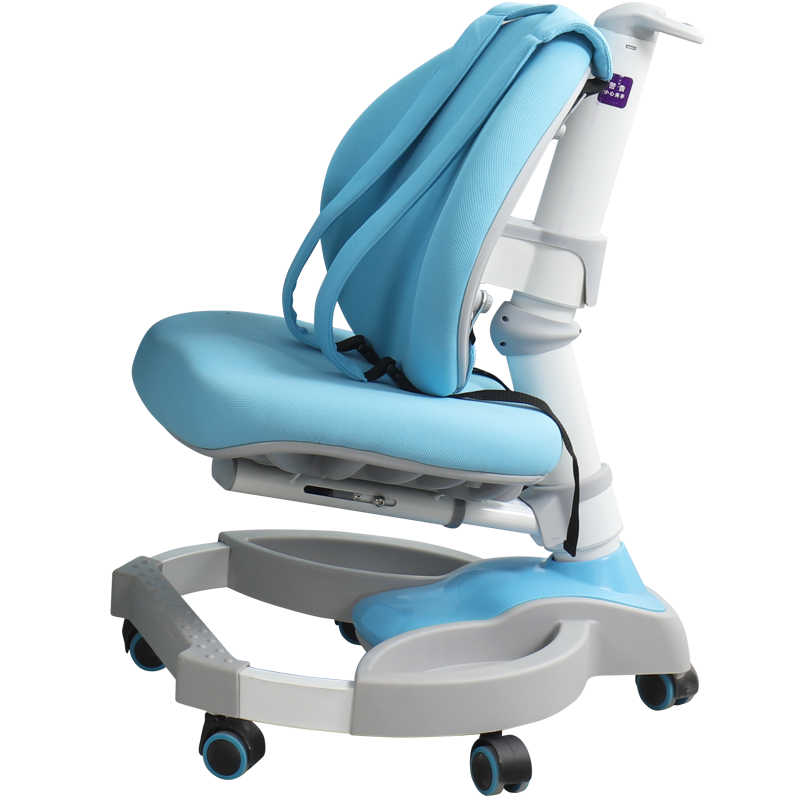 лучшая цена Household Kids Study Stool Safety Children Writing Chair Multifunction Student Seat Soft Lifted Sitting Posture Correction Chair