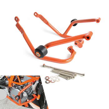 Motorcycle Crash Bar Frame Engine Protection Guard Bumper For KTM 390 Duke 2013 2014 2015 2016