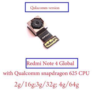 Image 4 - Original New tested Back Rear Camera Flex Cable Module for Xiaomi Redmi 4 Pro Prime Redmi note 4 4X global /China/MTK