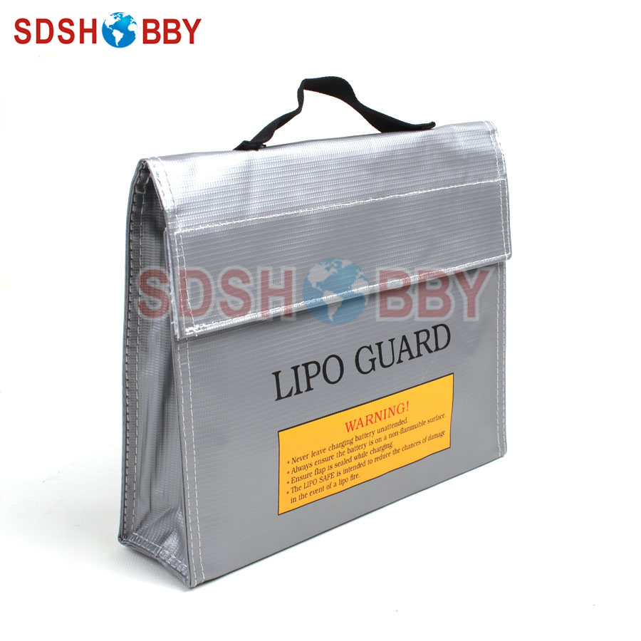 LiPo Guard LiPo Battery Safe Bag Explosion proof Fireproof Anti explosion Protective Bag Storage Bag Large Size 240*180*60mm-in Parts u0026 Accessories from ...  sc 1 st  AliExpress.com & LiPo Guard LiPo Battery Safe Bag Explosion proof Fireproof Anti ...