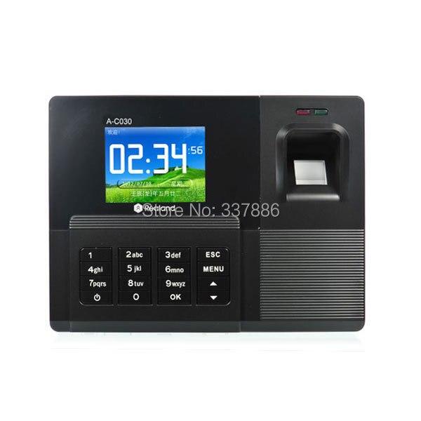 ФОТО USB Biometric fingerprint terminal time attendance with RFID Card (125Khz)/Password
