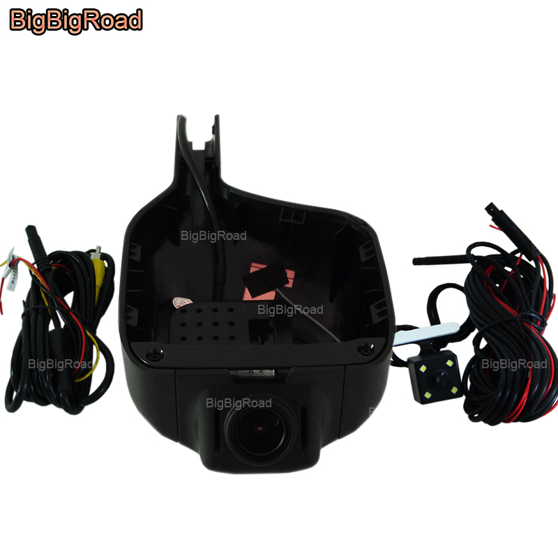 BigBigRoad For Great Wall Haval h6 h6 coupe 2013 2014 2015 2016 2017 Car wifi DVR