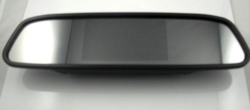 Accfly 4.3 դյույմ TFT LCD գույնի վերանայեք - Ավտոմեքենաների էլեկտրոնիկա - Լուսանկար 5