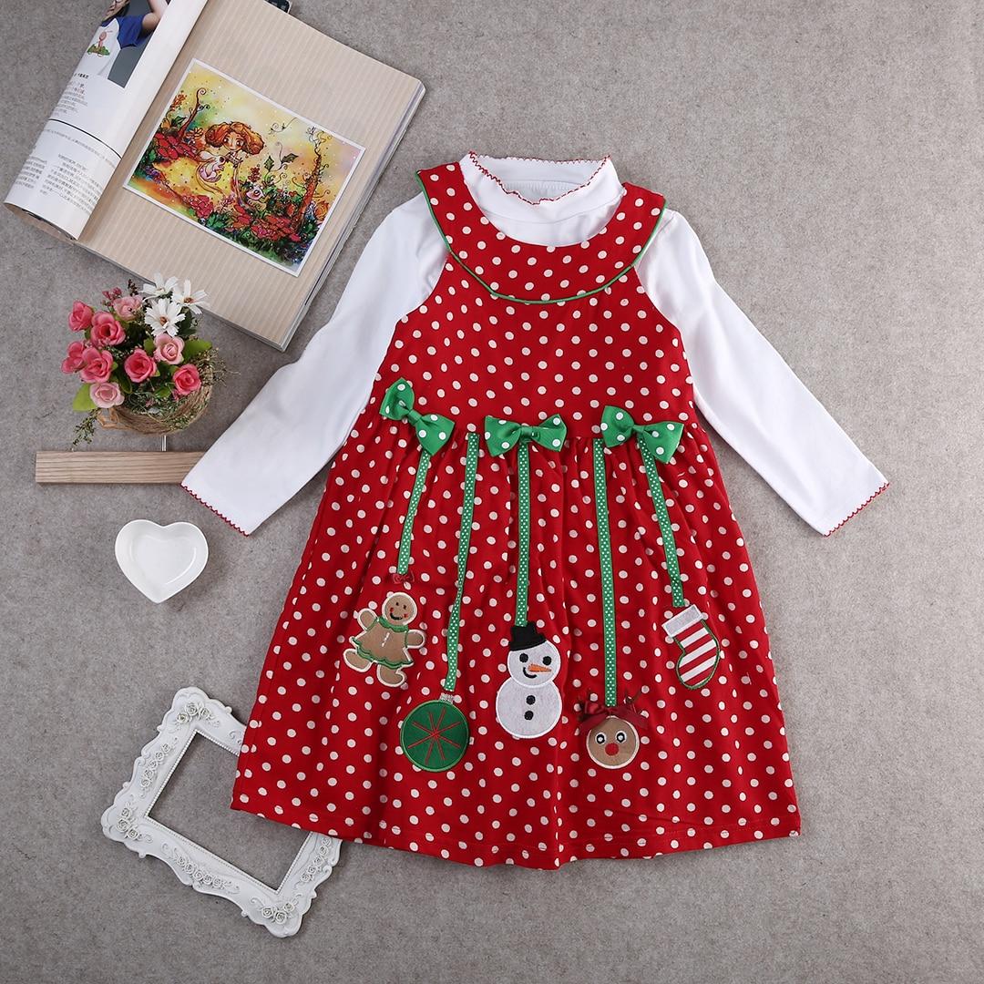 66f0bd87173f Little Girls Christmas Dresses - raveitsafe