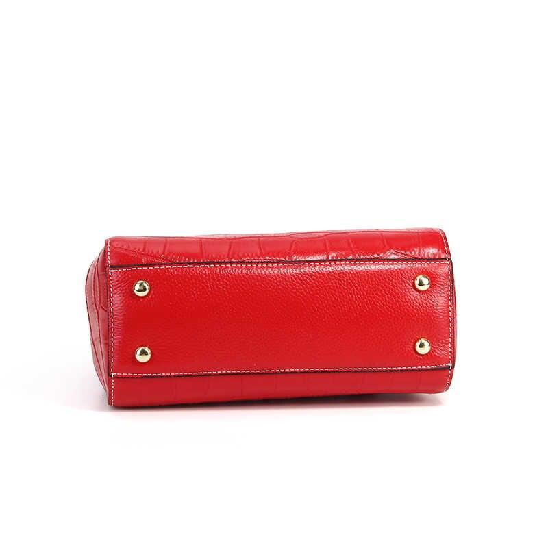 Nesitu черные туфли высокого качества, темно-синий, серый, зеленый, коричневый; красные; мужские туфли из натуральной кожи «Для женщин сумки из натуральной кожи женские сумки Курьерские сумки в руку, для груза, женская сумка на плечо M012