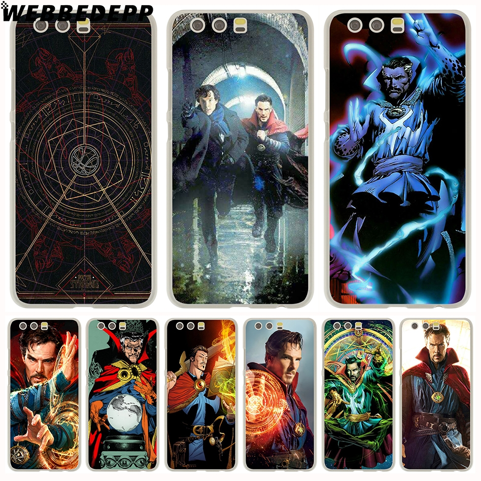 Cellphones & Telecommunications Webbedepp Strange Doctor Steven Phone Case For Huawei P20 Pro P Smart 2019 Y7 Y9 2019 P10 P9 Lite 2016 P8 Lite 2015/2017 Smoothing Circulation And Stopping Pains Phone Bags & Cases