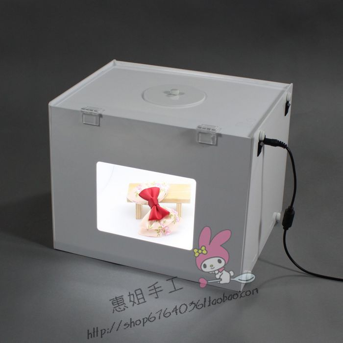 Aliexpresscom Buy led lighting photo box softbox jewelry studier