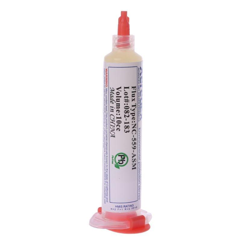 Advanced BGA SMD Soldering Paste Flux Grease Volume 10cc NC-559