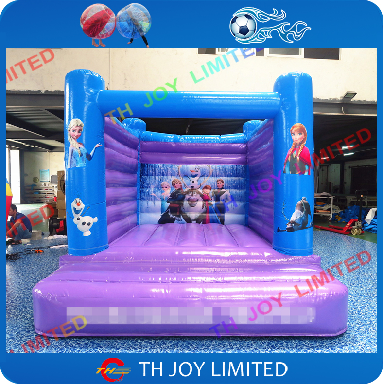 Free Shipping!! 3x3m Small Inflatable Bouncer For Home Use