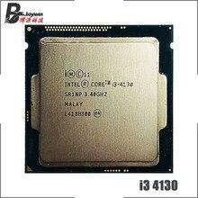 Intel Core i3-4130 i3 4130 3.4 GHz Dual-Core CPU Processor 3M 54W  LGA 1150