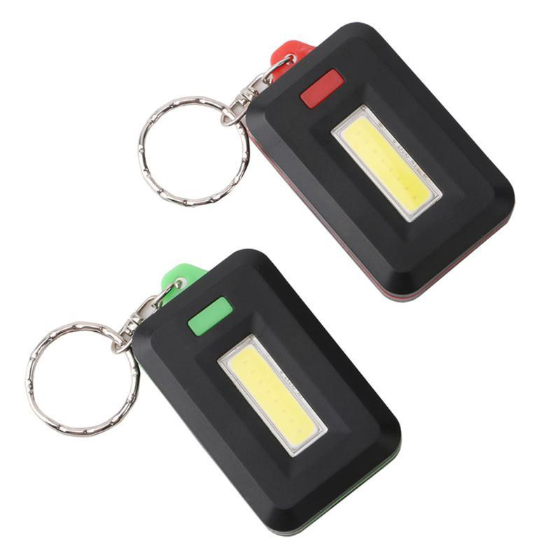Style; Hearty 1 Pcs Outdoor Portable Tube Keyring Light Lamp Torch Mini Led Keychain Flashlight Key Chain Fashionable In