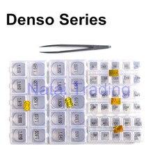 עבור Denso גבוהה דיוק התאמת shims 400pcs הזרקת מסילה משותפת אטם דיזל מזרק מכונת כביסה תיקון כלים