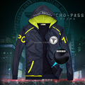 Anime Psycho-Pass Cosplay Costume Psycho Pass Thick Jacket/Coat Water-Proof Hardshell Halloween Costume New