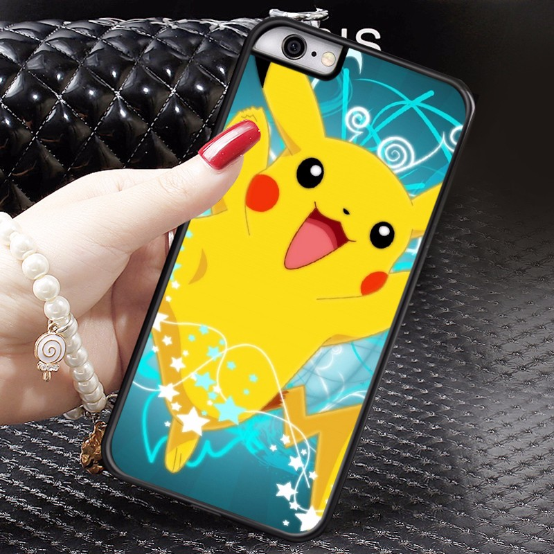 Pokemons Go Pocket Monsters Pikachue Pokeball phone Accessories Case For iphone 7 7plus samsung galaxy S6 S7 edge j3 j5 J7 A3 A5