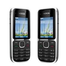Nokia C2-01 разблокированный мобильный телефон C2 используется GSM/WCDMA 3g телефон