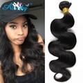 Peruano onda do corpo do cabelo virgem 3 pcs muito Não Transformados remy céu produtos para o cabelo peruano onda do corpo do cabelo humano onduladas muito macio
