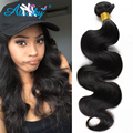 Peruvian body wave virgin hair 3pcs lot Unprocessed remy human hair sky hair products  peruvian body wave wavy very soft
