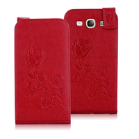 Fundas Flip Case For Samsung Galaxy S3 I9300 Neo i9301 Duos PU Leather + Silicon Cover For Coque Samsung S3 Case Capa